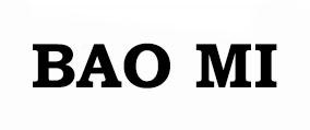 Bao Mi是什么牌子_豹米品牌怎么样?