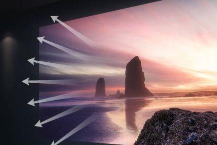 峰米激光电视4K Cinema正式发售:4K分辨率-3