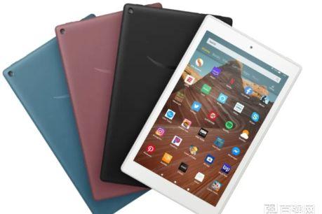 亚马逊发布新款 Fire HD 10平板电脑:四款配色可选-2