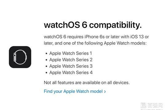 苹果watchOS 6开发者预览版Beta 5推送,手表新功能抢先看-3
