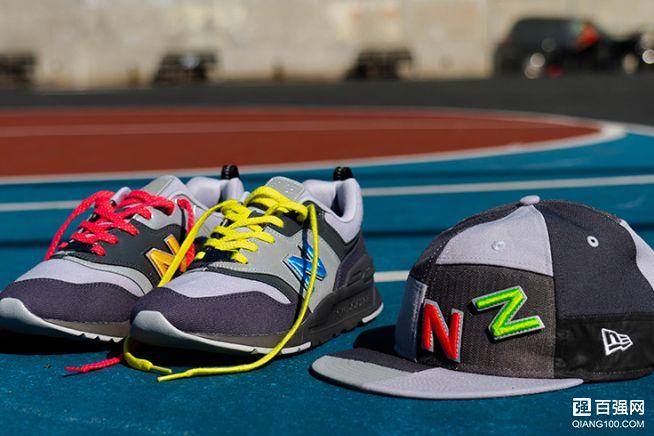 New Balance x New Era推出夏季联名款,创新DIY设计-2