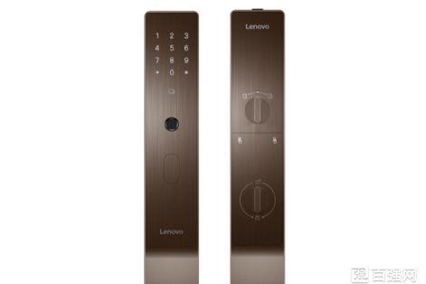 联想开售智能门锁X1:门板上流动的艺术品-1
