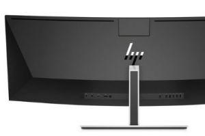 HP惠普发布34英寸E344c显示器:主打办公-2