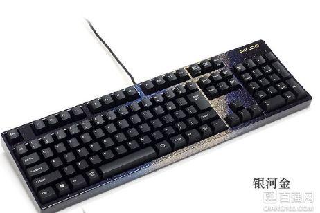 Filco推出KOBO定制银河系列机械键盘:四款配色可选-3