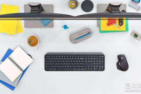 罗技发布旗舰无线鼠标MX Master 3和 MX系列首款键盘:售价899-1