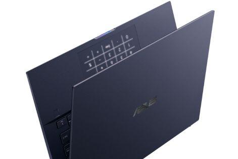 华硕发布ASUSPRO B9超轻薄商用本:搭载10代酷睿处理器-2