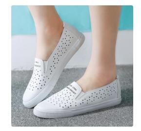 还在买地摊货,连续5年销量第一的人本小白鞋,既舒适又不贵-1