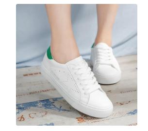 还在买地摊货,连续5年销量第一的人本小白鞋,既舒适又不贵-3