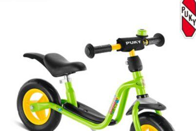 儿童平衡车三大品牌:PUKY、KOKUA、STRIDER谁更好-1