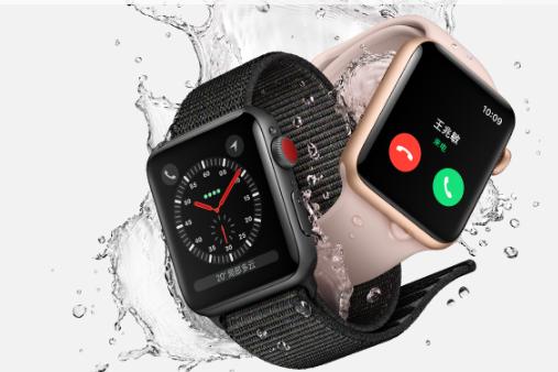 买Apple Watch 3还是华为watch 2智能手表比较实用?有什么区别?-1