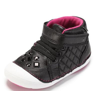 Stride Rite婴儿学步鞋价格贵不?款式新颖吗??-1