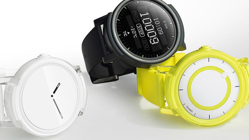 Ticwatch E智能手表怎么样?Ticwatch E智能手表有什么特点?-1