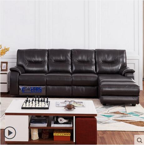 芝华仕真皮沙发质量如何?-1