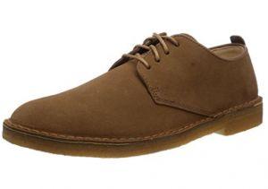 其乐 Clarks Men's Edgewick Plain Derby Brown 休闲鞋怎么样?