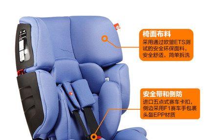 好孩子CS668安全座椅安全性能怎样?值得买么?-1