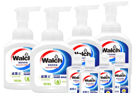 威露士洗手液价格多少?洗完伤不伤皮肤?-1
