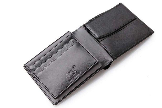 万宝龙(MONTBLANC)男士钱包怎么样?万宝龙钱包质量好吗?-1