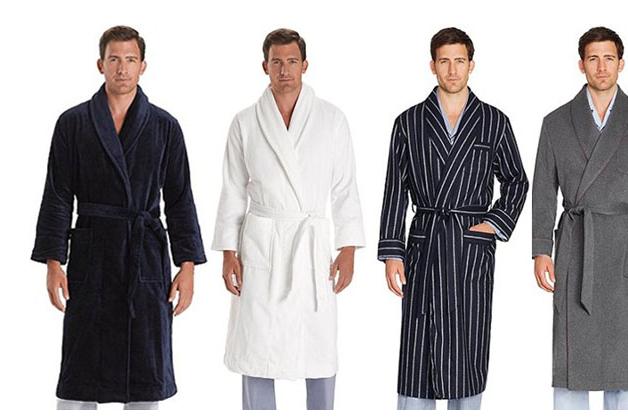 男士国际高档睡衣品牌推荐?Brooks Brothers的男士睡衣舒适吗?-1