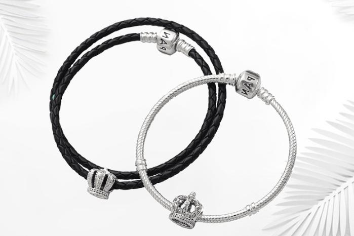 潘多拉有情侣手链的吗?潘多拉手链是纯银的吗?-1