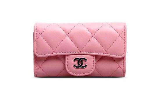 Chanel粉色钱包好看吗?Chanel粉色好用吗?-1