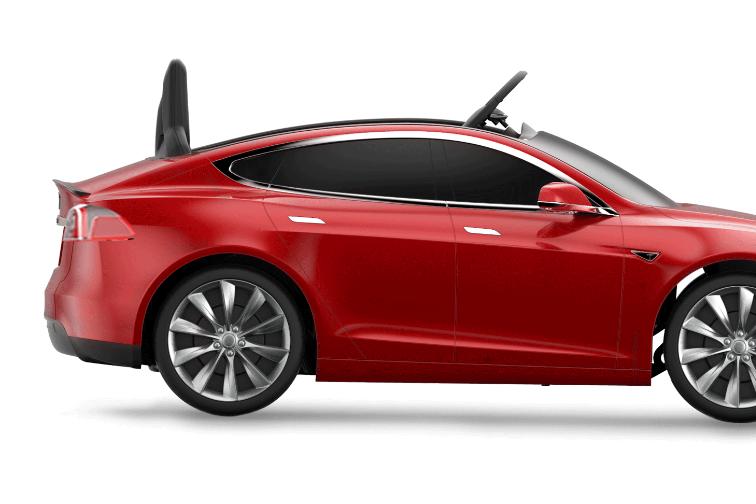 特斯拉儿童电动车价格?Tesla 特斯拉 Model S 儿童电动车好吗?-2