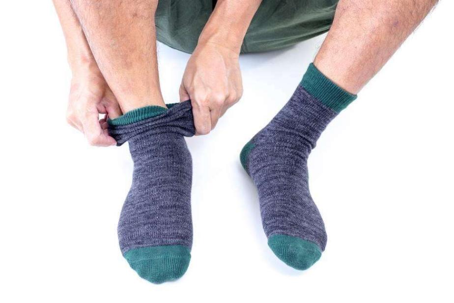 男士袜子上档次的品牌?Corgi男士袜子如何?-1