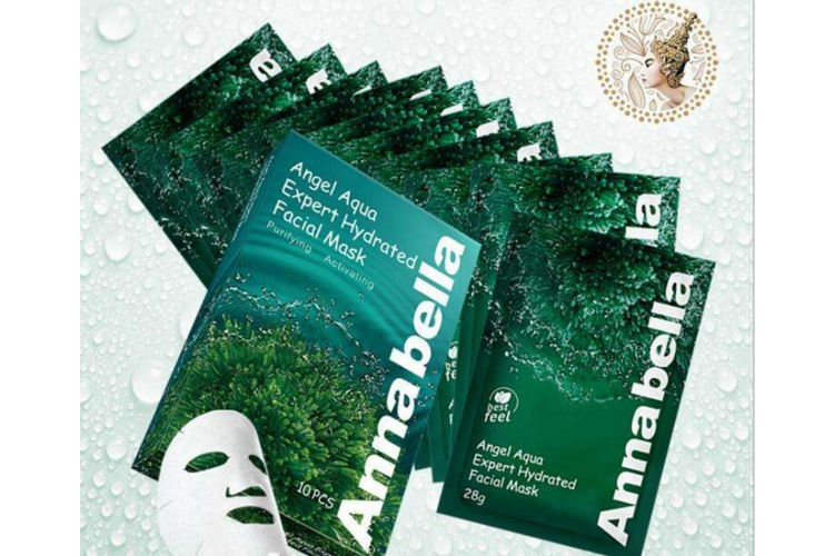 泰国安娜贝拉annabella海藻面膜怎么样?annabella海藻面膜好用吗-1