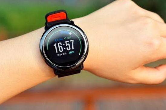 amazfit智能手表二维码在哪?有什么优缺点?-1