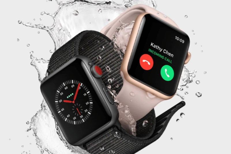 apple watch series 3智能手表功能介绍?-1