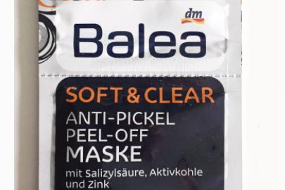 德国balea祛痘清洁面膜?使用方法介绍?-1