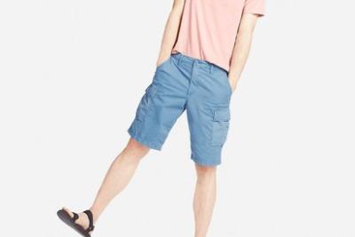 优衣库短裤一条多少钱?哪个颜色比较好看?-1