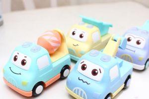 米宝兔玩具车怎么样?四个玩具车多少钱?-1
