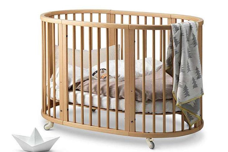 stokke婴儿床实用吗?颜值高吗?-1