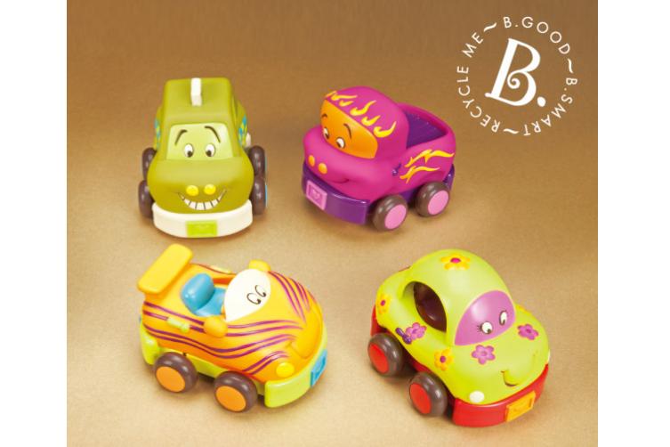 B.Toys婴儿玩具怎么样?安全性如何?-1