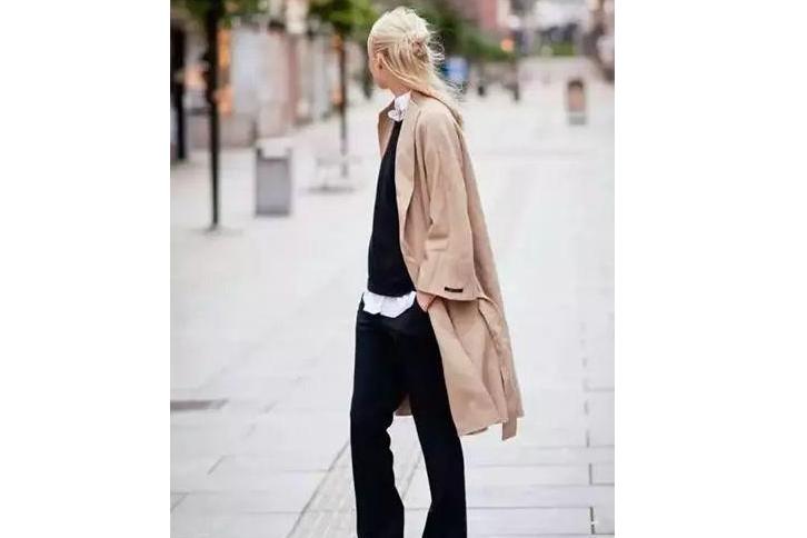 韩版女装秋装外套?小个子秋天穿衣搭配?-3
