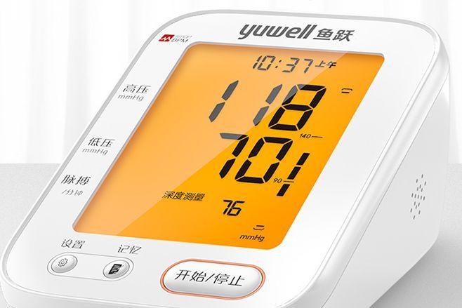 鱼跃电子血压计哪款好?鱼跃电子血压计怎么挑选?-1