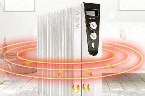 格力取暖器怎么选?格力取暖器推荐排行?-1