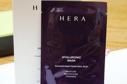 赫拉面膜使用效果怎么样?敏感肌可以用吗?-1