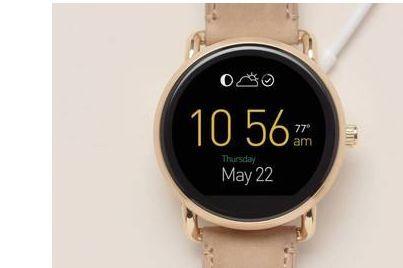fossil智能手表如何?fossil智能手表微信可以支付?-1