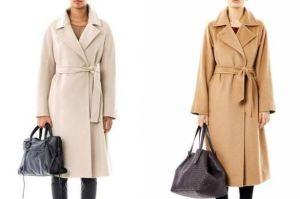 maxmara羊毛大衣图片?谁能推荐一款?