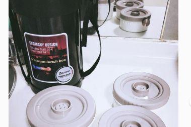 一滴水保温饭盒什么材质?保温几小时?-1