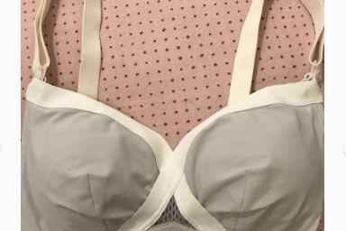 幻曦哺乳内衣面料舒适吗?能防胸下垂吗?-1
