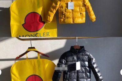 Moncler儿童羽绒服保暖吗?几个颜色?-1