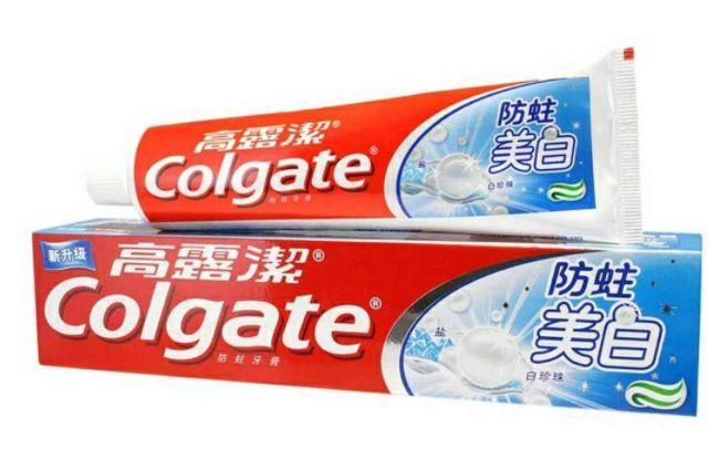 高露洁美白牙膏的功效?真的有用吗?-1