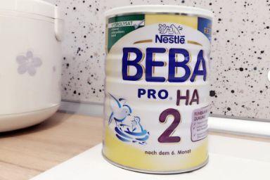 雀巢BEBA HA婴儿奶粉怎么样?粉质细腻吗?-1
