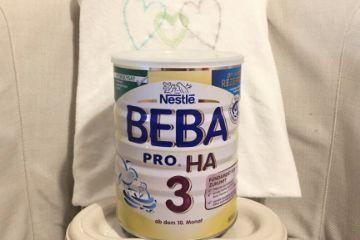 雀巢BEBA HA婴幼儿奶粉什么成分?溶解快吗?-1