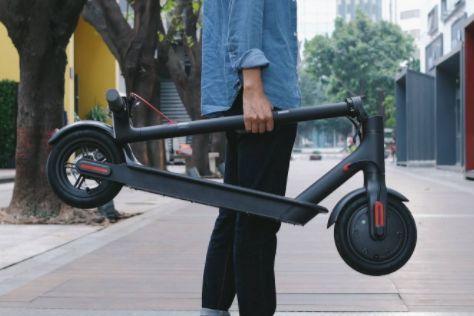 米家电动滑板车胎如何?安全吗?-1