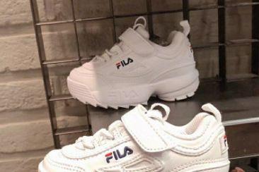 斐乐的鞋有儿童版的吗?好看吗?-1