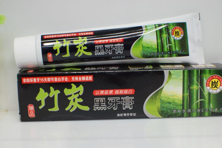 竹炭牙膏有什么功效,竹炭牙膏有哪些品种-2