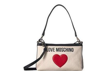love moschino帆布包贵吗?背着舒服吗?-1